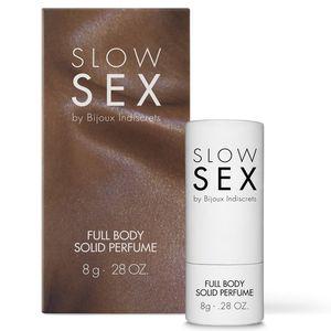 SLOW SEX FULL BODY PROFUMO SOLIDO 8 GR
