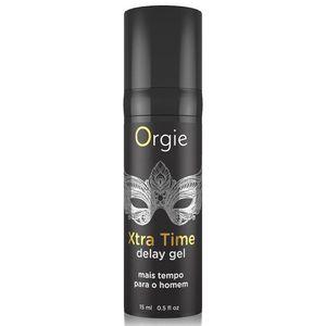 ORGIE XTRA TIME DELAY GEL PER UOMO 15 ML