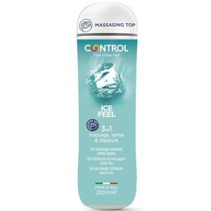 CONTROL GEL 3 IN 1 ICE FEEL 200 ML