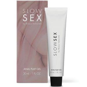 GEL GIOCO ANALE SLOW SEX 30 ML
