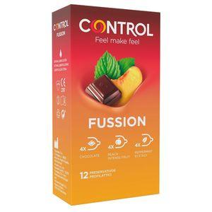 PRESERVATIVI CONTROL FUSSION 12 UNITÀ