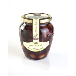 Olive di peranzana 12 vasi da 314 gr