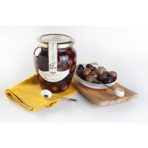 Olive di peranzana 6 vasi da 580 gr