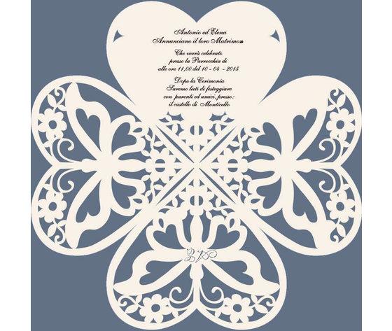 Partecipazione nozze elegance1