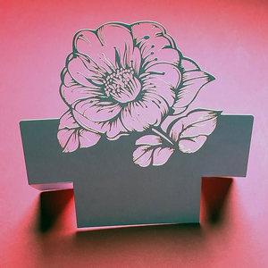 segnaposto tavola Fiore