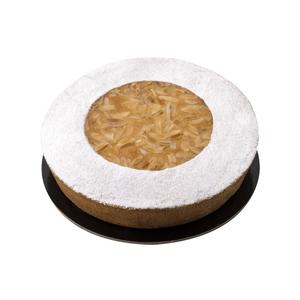 Torta Mandorle e Lamponi - SENZA GLUTINE