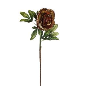 peony stem copper - l75xd14cm