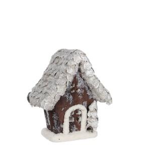 house brown - l29xw18xh32cm
