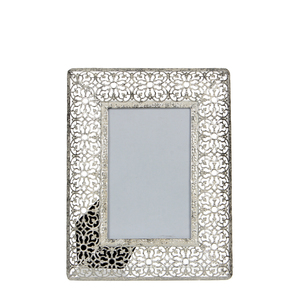 PICTURE FRAME CLAIRE SILVER