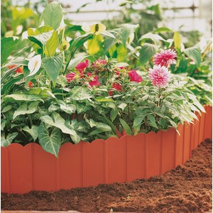BORDO ORNAMENTALE MM 150XH175 - M 3,0 (20 PZ) TERRACOTTA