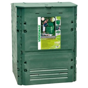COMPOSTER THERMO-KING LITRI 600 CM 80X80XH104