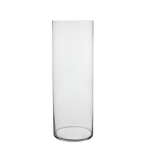 VASE DALIO GLASS H70D20 TRANSPARENT