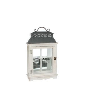 wall lantern neston l30w12h47 white