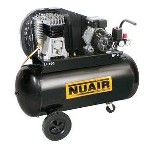 Compressore a cinghia monostadio B2800B/200 CM3 Nuair