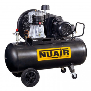 Compressore a cinghia bistadio NB7/5,5CT/270  Nuair