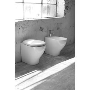 Sedile Wc Copriwater per modello Fly marca Alfa Ceramiche