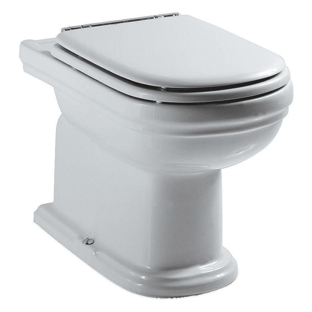 Sedile wc copriwater per modello calla marca ideal for Modelli water ideal standard