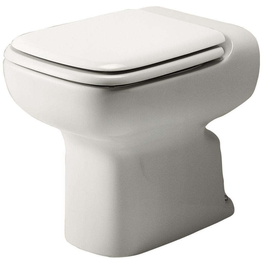 Ideal Standard Sedile Conca.Sedile Wc Copriwater Per Modello Conca Visone Marca Ideal Standard