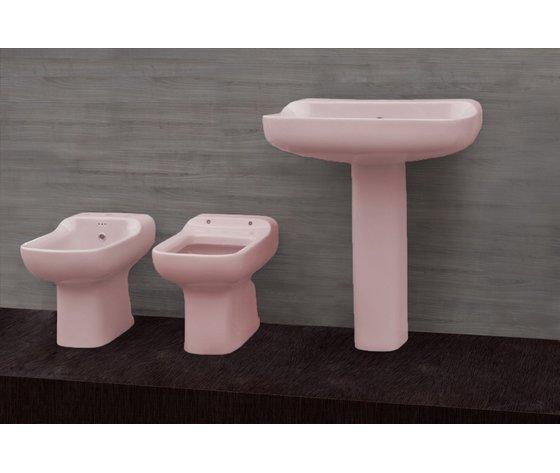 Ideal Standard Conca Sedile.Sedile Wc Copriwater Per Modello Conca Rosa Sussurrato Marca Ideal
