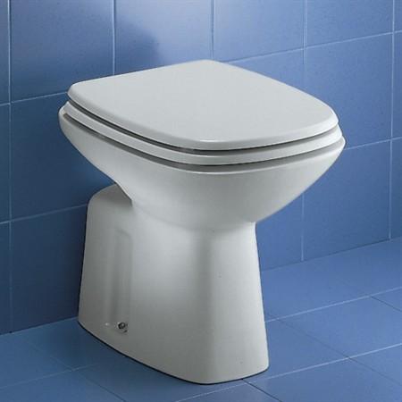 Sedile wc copriwater per modello fleo marca dolomite 49 for Ceramica dolomite