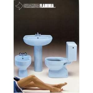 Sedile Wc Copriwater per modello Isabel marca Flaminia