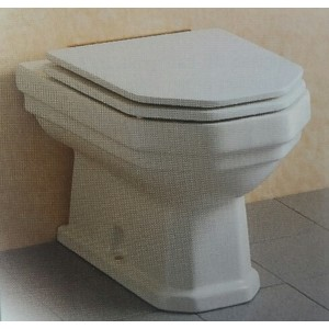 Sedile Wc Copriwater per modello Classic (Absolute) marca Absolute by Ideal Standard