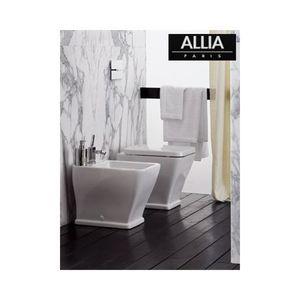 Sedile Wc Copriwater per modello Carat marca Allia Paris