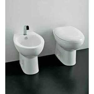 Sedile Wc Copriwater per modello Fly marca Althea Ceramica