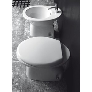 Sedile Wc Copriwater per modello Alfa marca Amerina Ceramica