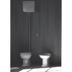 Sedile Wc Copriwater per modello Regent marca Amerina Ceramica