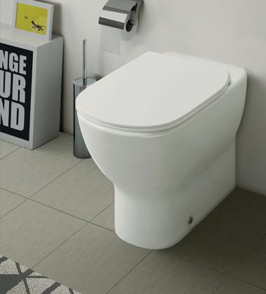 Ideal Standard Tesi Sedile.Sedile Wc Copriwater Per Modello Tesi New Marca Ideal Standard Il