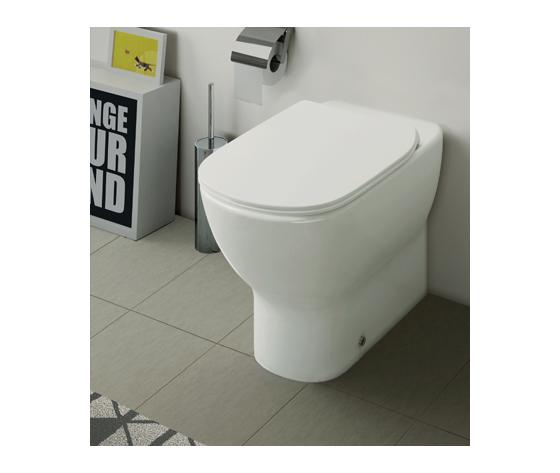 Sedile Tesi Ideal Standard Bianco Europa.Sedile Wc Copriwater Per Modello Tesi New Marca Ideal Standard Il