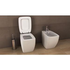 Sedile Wc Copriwater per modello 21 step marca Ideal Standard