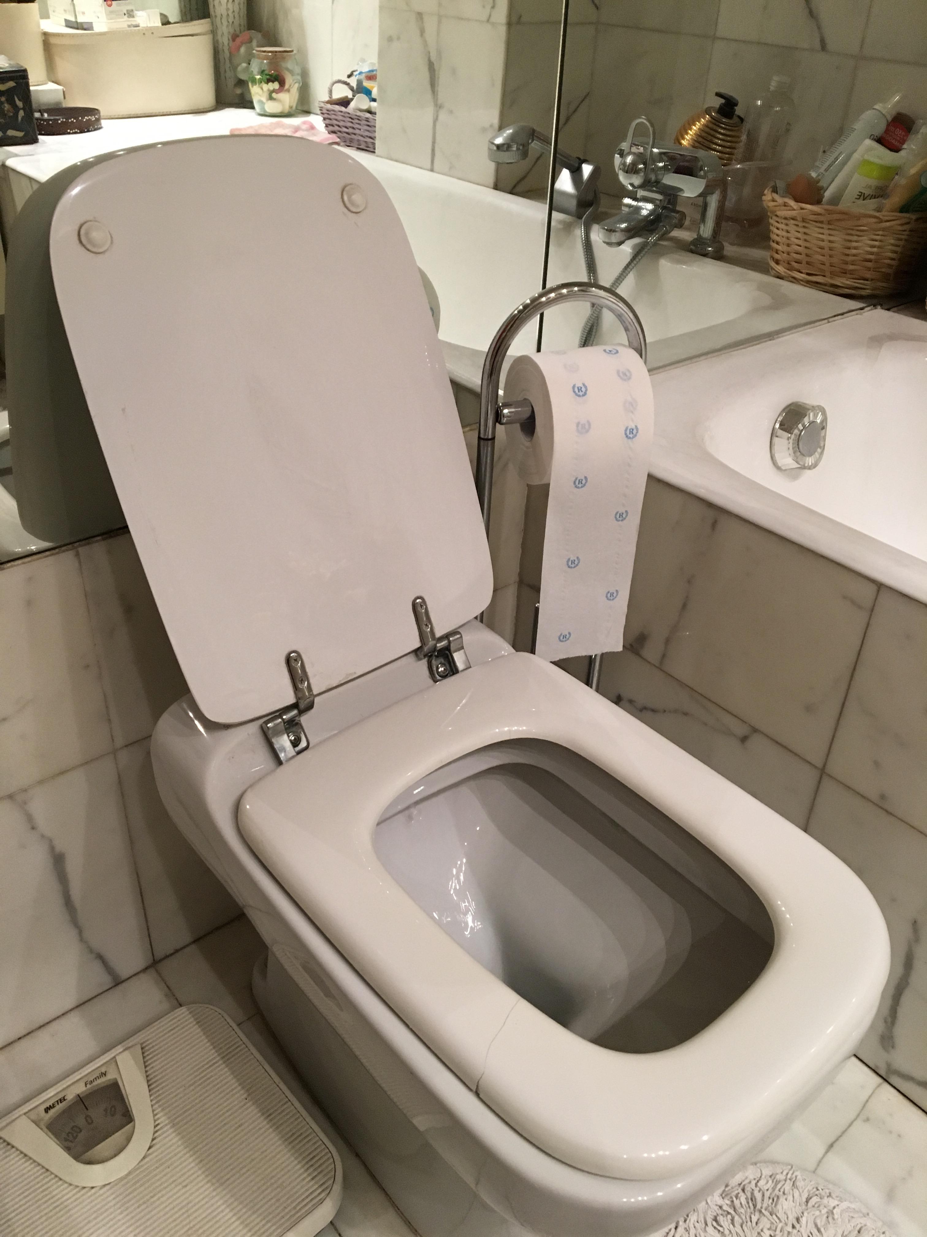 Ideal Standard Sedile Conca.Sedile Wc Copriwater Per Modello Conca Grigio Sussurrato Marca Ideal