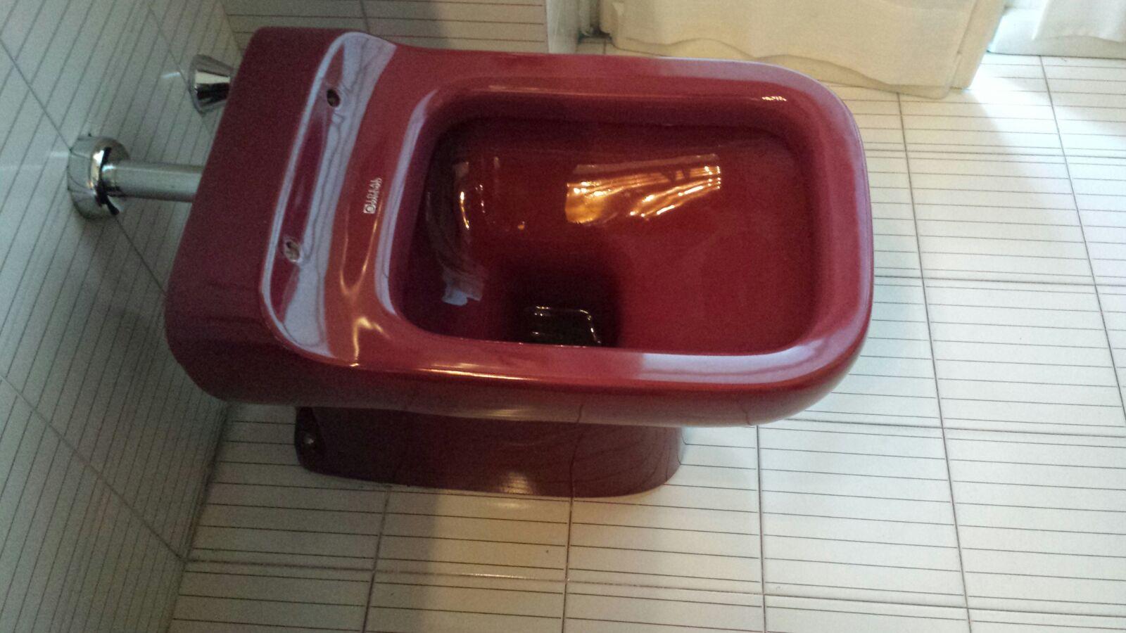Sedile Water Ideal Standard Modello Conca.Sedile Wc Copriwater Per Modello Conca Melograno Marca Ideal
