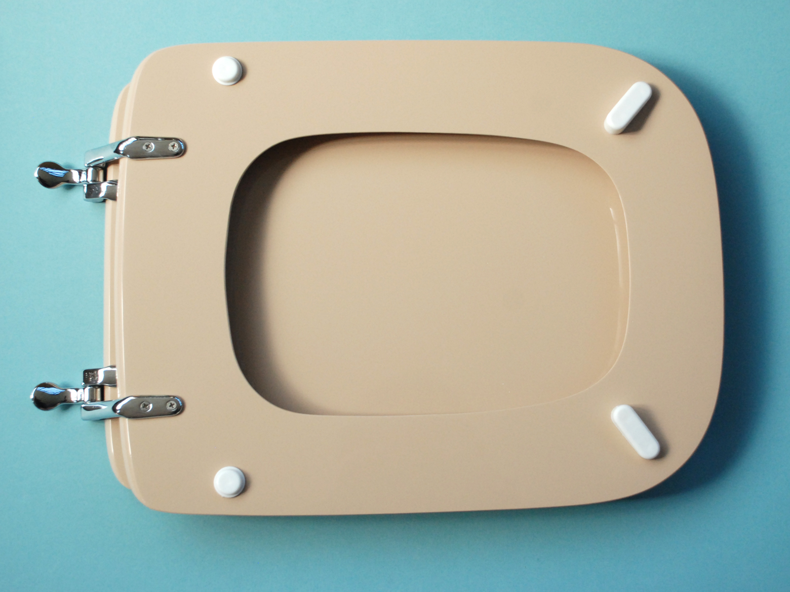 Sedile Water Ideal Standard Modello Conca.Sedile Wc Conca Colorato Ideal Standard Serie Conca Avec Sedile