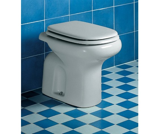 sedile wc copriwater per modello tesi marca ideal standard