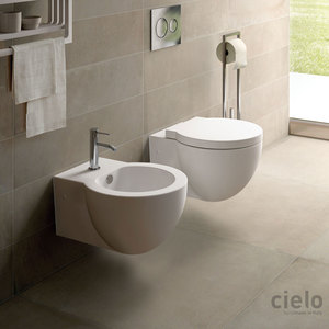 Sedile Wc Copriwater per modello Easy Bath marca Ceramica Cielo originale