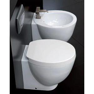 Sedile Wc Copriwater per modello Fly Sedile Wc marca Esedra Sdr Ceramiche