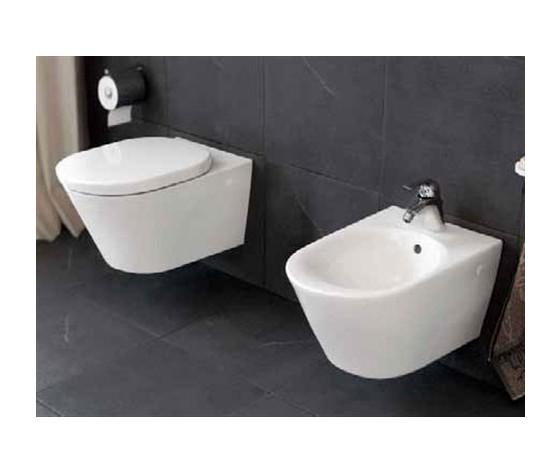 Sedile Wc Copriwater per modello Tonic marca Ideal Standard ...