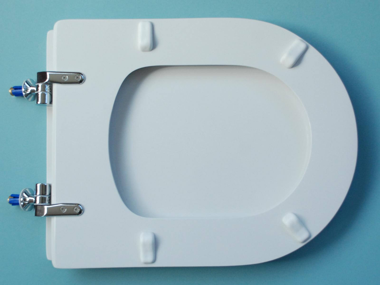 Sedili Wc Dolomite : Sedile wc copriwater per modello clodia soft close marca dolomite