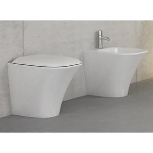 Sedile Wc Copriwater per modello Amica soft close marca Nero Ceramica € 99,90
