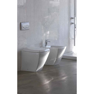 Sedile Wc Copriwater per modello Selinon soft close marca Esedra Sdr Ceramiche
