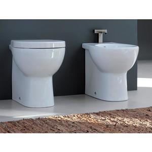 Sedile Wc Copriwater per modello Poing marca Esedra Sdr Ceramiche