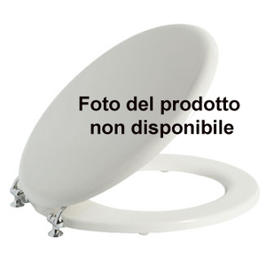 Sedile Wc Copriwater per modello Saphir marca Ideal Sanitaire