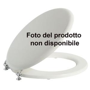 Sedile Wc Copriwater per modello Alexandra Nuovo marca Ceramica Sanitaria Borghetto