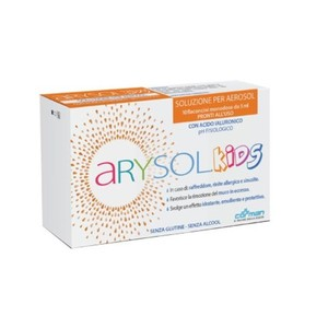 Arysol Kids Soluzione 10 Fiale 5ml