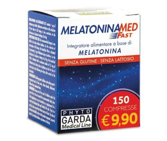 Melatoninamedfast