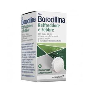 neoBorocillina raffreddore e febbre