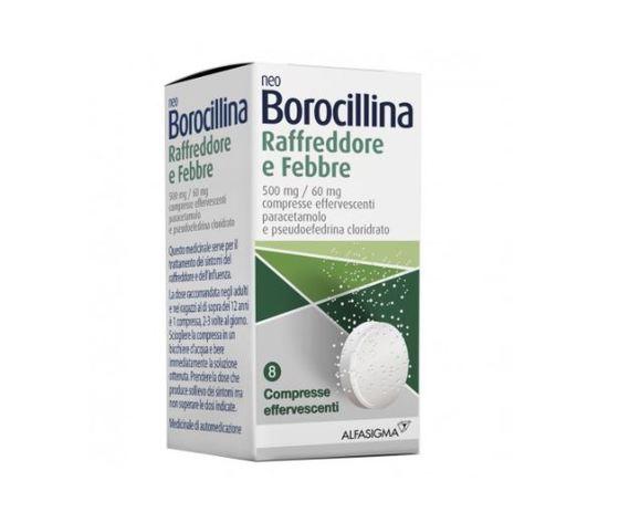 Neoborocillina febbre